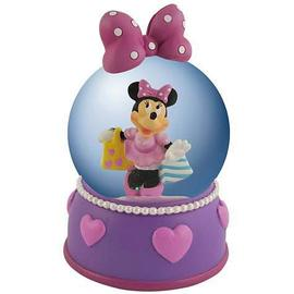Mickey Mouse - Disney Minnie Mouse What a Doll Water Globe