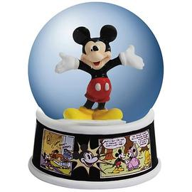 Mickey Mouse - Comic Strip Water Globe