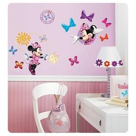 Mickey Mouse - & Friends Minnie Bow-Tique Wall Decals