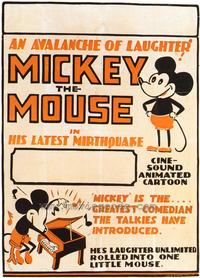 Mickey the Mouse - 27 x 40 Movie Poster - Foreign - Style A