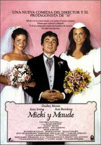 Micki + Maude - 27 x 40 Movie Poster - Spanish Style A