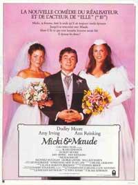 Micki + Maude - 11 x 17 Movie Poster - Belgian Style A