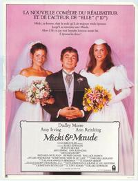 Micki & Maude - 27 x 40 Movie Poster - Belgian Style A