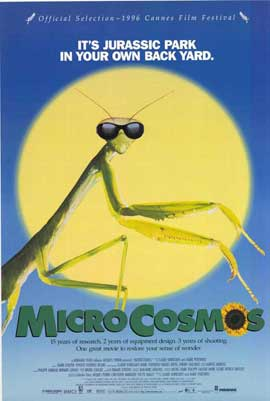 Microcosmos - 11 x 17 Movie Poster - Style A