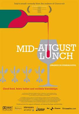 Mid-August Lunch - 27 x 40 Movie Poster - Canadian Style A