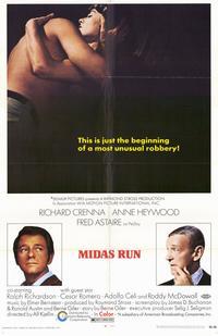 Midas Run - 11 x 17 Movie Poster - Style A