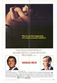 Midas Run - 27 x 40 Movie Poster - Style A