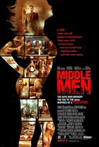 Middle Men - 11 x 17 Movie Poster - Style A