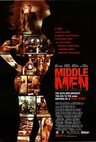 Middle Men - DS 1 Sheet Movie Poster - Style A