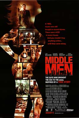 Middle Men - 43 x 62 Movie Poster - Bus Shelter Style A