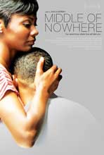 """Middle of Nowhere"" Movie Poster"
