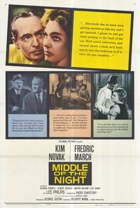 Middle of the Night - 27 x 40 Movie Poster - Style A