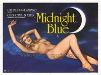 Midnight Blue - 43 x 62 Movie Poster - Bus Shelter Style A