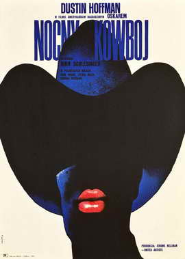 Midnight Cowboy - 27 x 40 Movie Poster - Style C