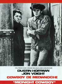 Midnight Cowboy - 11 x 17 Movie Poster - Spanish Style B