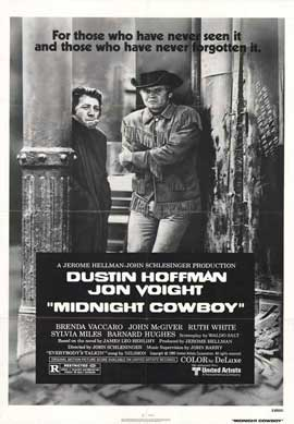 Midnight Cowboy - 27 x 40 Movie Poster - Style A