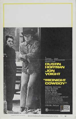 Midnight Cowboy - 11 x 17 Movie Poster - Style C