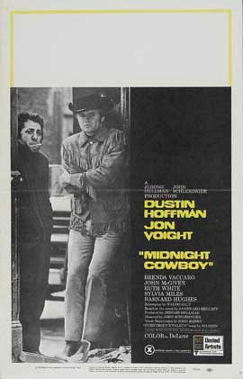 Midnight Cowboy - 14 x 36 Movie Poster - Insert Style B