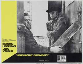 Midnight Cowboy - 22 x 28 Movie Poster - Half Sheet Style A
