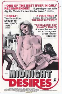 Midnight Desires - 43 x 62 Movie Poster - Bus Shelter Style A