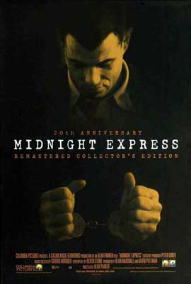 Midnight Express - 27 x 40 Movie Poster - Style C