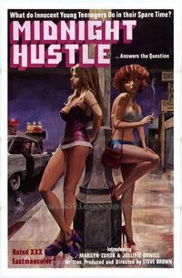 Midnight Hustle - 27 x 40 Movie Poster - Style A