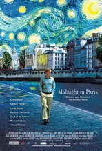 Midnight in Paris - 27 x 40 Movie Poster - Style A