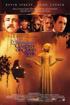 Midnight in the Garden of Good and Evil - 11 x 17 Movie Poster - Style B