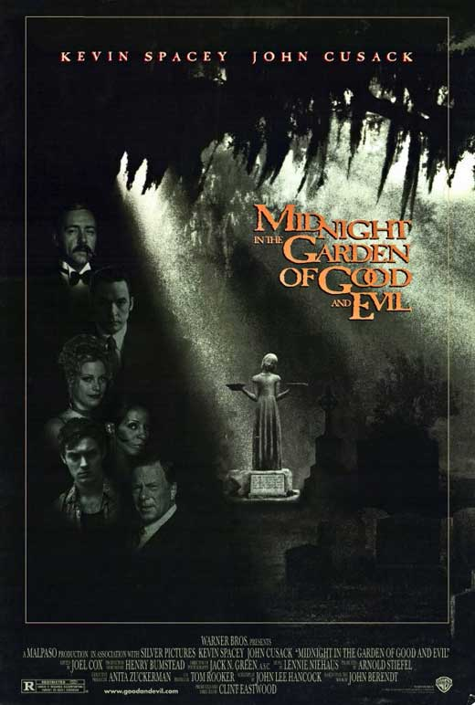 Midnight In The Garden Of Good And Evil Movie Posters From Movie Poster Shop