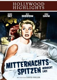 Midnight Lace - 11 x 17 Movie Poster - German Style A