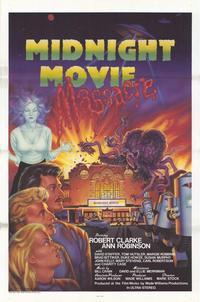 Midnight Movie Massacre - 27 x 40 Movie Poster - Style A