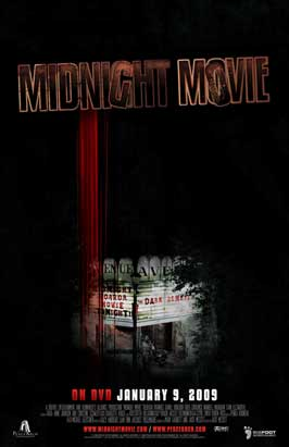 Midnight Movie - 11 x 17 Movie Poster - Style D