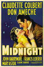 Midnight - 11 x 17 Movie Poster - Style A