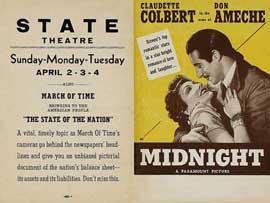 Midnight - 11 x 14 Movie Poster - Style B
