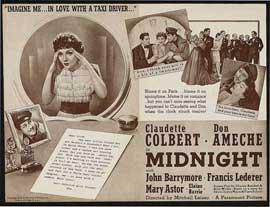 Midnight - 11 x 14 Movie Poster - Style C