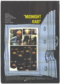 Midnight Raid - 27 x 40 Movie Poster - Style A