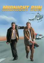 Midnight Run - 27 x 40 Movie Poster - Style C