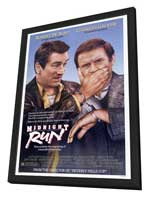 Midnight Run - 27 x 40 Movie Poster - Style A - in Deluxe Wood Frame