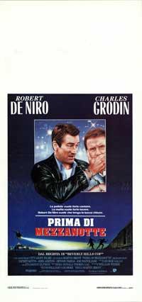 Midnight Run - 13 x 28 Movie Poster - Italian Style A