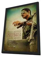 Midnight's Children - 11 x 17 Movie Poster - Canadian Style B - in Deluxe Wood Frame