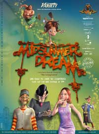 Midsummer Dream - 11 x 17 Movie Poster - Style A