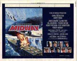Midway - 11 x 14 Movie Poster - Style I