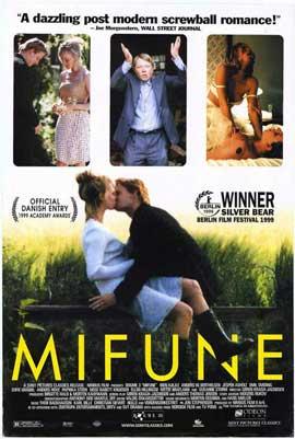Mifune - 11 x 17 Movie Poster - Style B