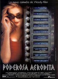 Mighty Aphrodite - 11 x 17 Movie Poster - Spanish Style A