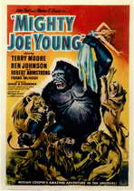Mighty Joe Young - 11 x 17 Movie Poster - Style A