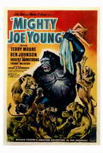 Mighty Joe Young - 27 x 40 Movie Poster - Style A