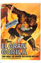 Mighty Joe Young - 11 x 17 Movie Poster - Spanish Style A