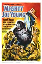 Mighty Joe Young - 11 x 17 Movie Poster - Style D