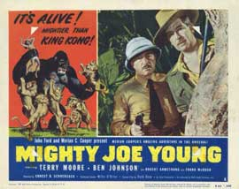 Mighty Joe Young - 11 x 14 Movie Poster - Style A
