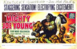 Mighty Joe Young - 11 x 17 Movie Poster - Style B